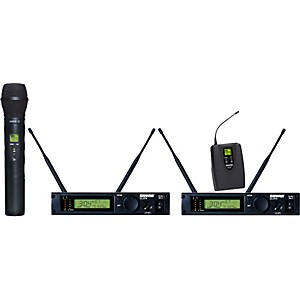 Shure-ULXP124-87-Dual-Channel-Mixed-Wireless-System-J1