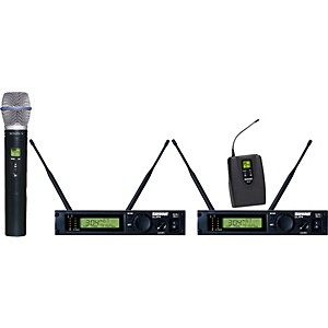 Shure-ULXP124-BETA87A-Dual-Channel-Mixed-Wireless-System-J1
