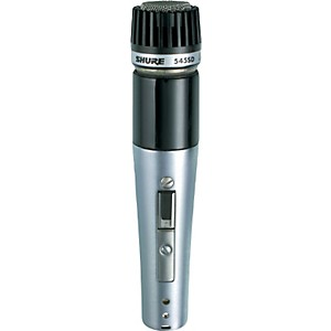 Shure-UNIDYNE-III-545SD-LC-Dual-Impedance-Unidirectional-Microphone-Standard