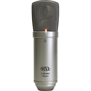 MXL-USB-007-Large-Gold-Diaphragm-Stereo-Condenser-Microphone-Standard
