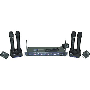 VocoPro-UHF-5805-Rechargeable-Wireless-Microphone-System-CH-3-M--N--O-P