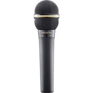 Electro-Voice-N-D267AS-Dynamic-Microphone-with-On-Off-Switch-Standard
