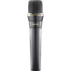 Electro-Voice-N-D478-Cardioid-Dynamic-Instrument-Microphone-Standard