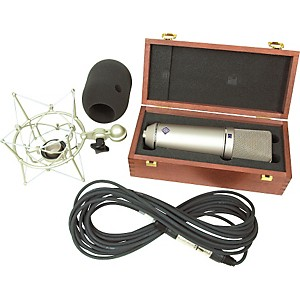 Neumann-U87-Ai-Shockmount-Set-Z-Microphone-with-Box-Standard