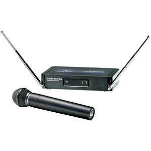 Audio-Technica-ATW-252-200-Series-Freeway-VHF-Handheld-Wireless-System-Channel-T2