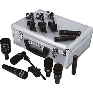 Audix-DP-Elite-8-Drum-Microphone-Pack-Standard
