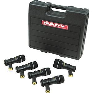 Nady-DMK-5-Drum-Mic-Package-Standard