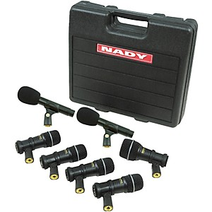Nady-DMK-7-Drum-Mic-Package-Standard