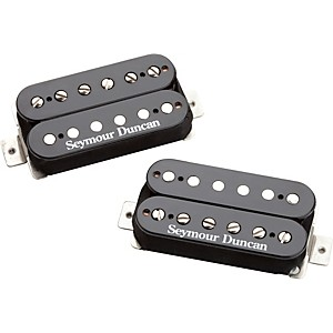 Seymour-Duncan-Hot-Rodded-Humbucker-Set-Black