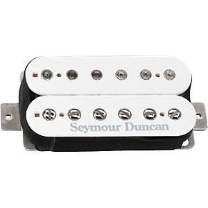 Seymour-Duncan-SH-6-Distortion-Humbucker-Pickup-Black---Creme-Bridge