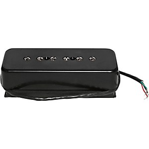 Seymour-Duncan-STK-P1-Stacked-P-90-Single-Coil-Pickup-Black-Bridge