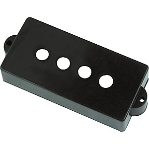 Seymour-Duncan-P-Bass-Pickup-Cover-Black