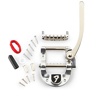Bigsby-B5-Fender-Vibrato-Kit---Original-Fender-Logo-For-Telecaster-Guitars-Chrome