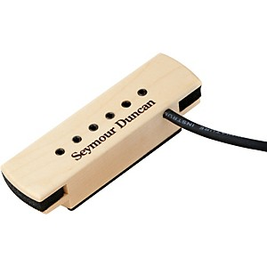 Seymour-Duncan-Woody-XL-Adjustable-Pole-Pieces-Soundhole-Pickup-Standard