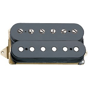 DiMarzio-DP191-Air-Classic-Bridge-Pickup-Black-Metal-F-Spaced
