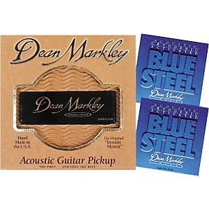 DEAN-MARKLEY-Pro-Mag-Grand-Acoustic-Guitar-Pickup-Bundle-Standard