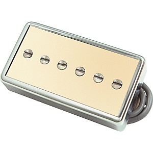 Gibson-P94T-Humbucker-Sized-P90-Bridge-Pickup-Creme-Chrome-Cover