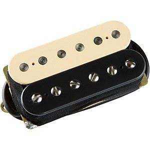 DiMarzio-DP211-DP212-EJ-Custom-Pickup-Black---Creme-Bridge