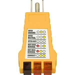American-Recorder-Technologies-Ground-Fault-Outlet-Receptacle-Tester-110V