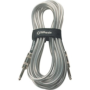 DiMarzio-Instrument-Cable-Metallic-Chrome-10-Foot