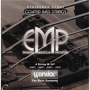 Warwick-M4-EMP-COATED-Bass-String-Medium-Standard