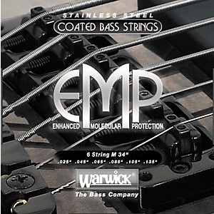 Warwick-M6-EMP-COATED-6-String-Bass-Strings-Medium-Standard