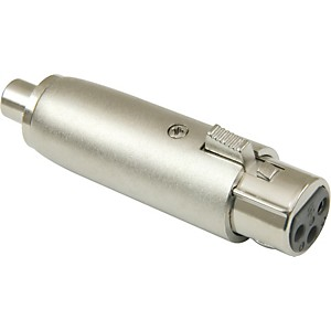 American-Recorder-Technologies-XLR-Female-to-RCA-Female-Adapter-Nickel