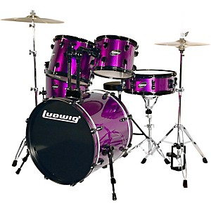 Ludwig-Accent-CS-Combo-Exclusive-5-Piece-Shell-Pack-Standard
