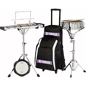 Yamaha-Student-Combination-Snare-Bell-Kit-with-Backpack-and-Rolling-Cart-Standard