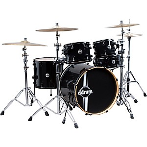 Ddrum-Reflex-5-Piece-Shell-Pack-Black