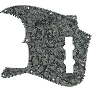 Fender-American-Standard-Jazz-Bass-10-Hole-Pickguard-Black-Pearl
