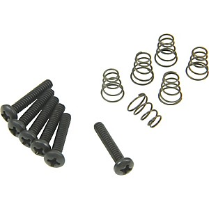 DiMarzio-Single-Coil-Mounting-Hardware-Kit-Black