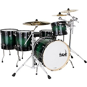 Taye-Drums-Original-Craftsman-Series-Maple-5-Piece-Shell-Pack-Standard