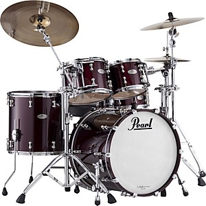 Pearl-Reference-Pure-Standard-Shell-Pack-Black-Cherry