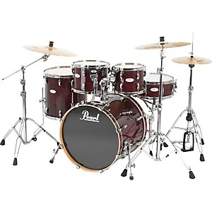Pearl-Vision-Maple-Lacquer-Fusion-Shell-Pack-Sangria
