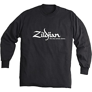 Zildjian-Long-Sleeve-Shirt-Black-Extra-Large