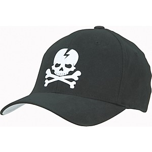 Gear-One-Skull-Flex-Cap-Black-Large-Extra-Large