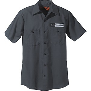 Taylor-Logo-Mechanic-s-Shirt-Charcoal-Extra-Extra-Large