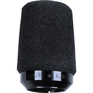 Shure-A2WS-Windscreen-Black