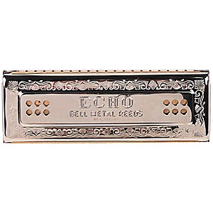 Hohner-55-80-Echo-Harmonica-Key-of-A-D