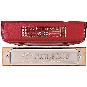 Hohner-364-24-Marine-Band-Harmonica-Key-of-C