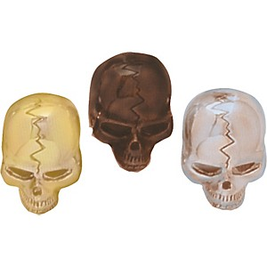 Q-Parts-Skull-Knobs-Black-Single