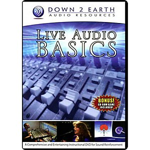 Down-2-Earth-Live-Audio-Basics-DVD-Standard