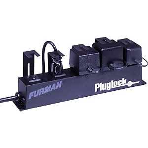 Furman-PlugLock-Outlet-Strip-Standard