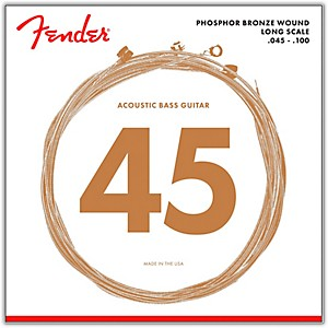 Fender-8060-PHOSPHOR-BRONZE-ACOUSTIC-BASS-STRINGS-Standard