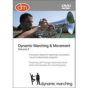 Hal-Leonard-Dynamic-Marching-And-Movement--Volume-2--DVD--Standard