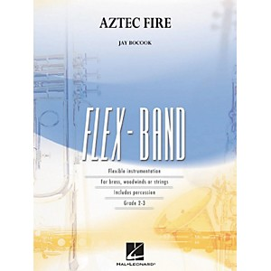 Hal-Leonard-Aztec-Fire---Flex-Band-Series--Book--Standard