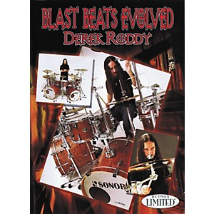 Hudson-Music-Derek-Roddy-Blast-Beats-Evolved--DVD--Standard