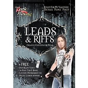 Rock-House-Leads---Riffs-Creative-Concepts-for-Metal-Standard