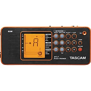 Tascam-PT-7-Pitch-Trainer-for-Wind-and-String-Instruments-Standard